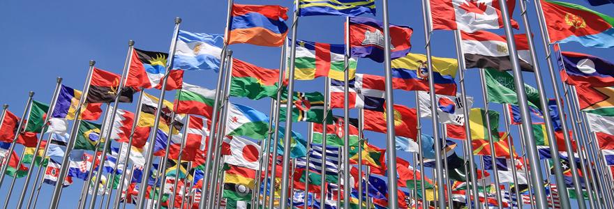 Les parcours internationaux